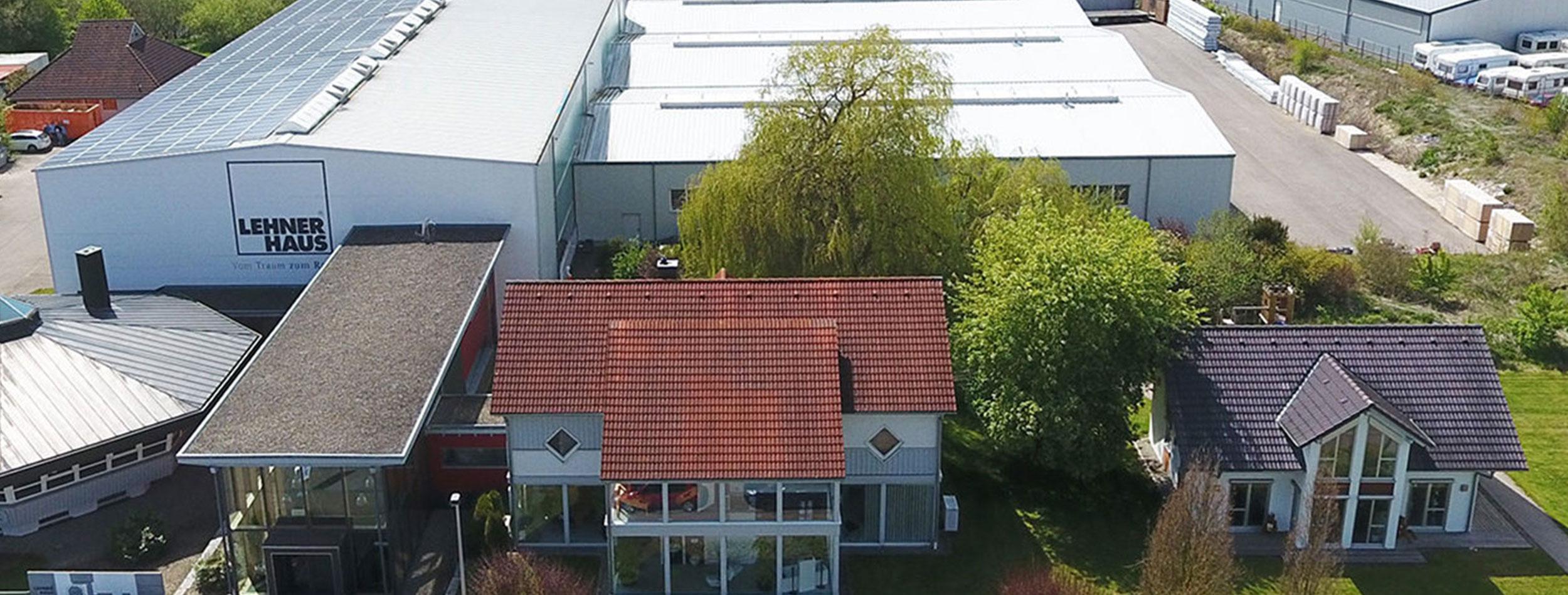 Lehner Haus GmbH von oben
