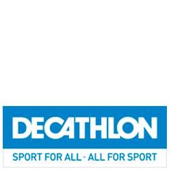 Logo vom Unternehmen Decathlon