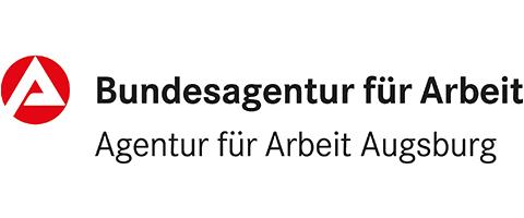 Logo Agentur für Arbeit Augsburg
