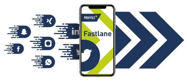 PROFFILE Fastlane. Social Media Recruiting