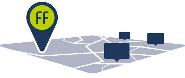PROFFILE Maps Icon