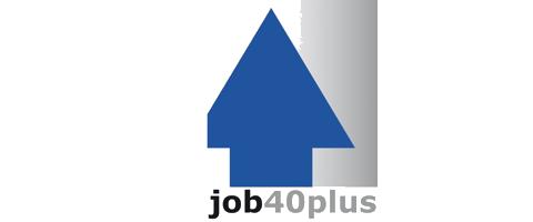 Logo job40plus