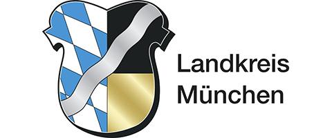 Logo Landkreis München