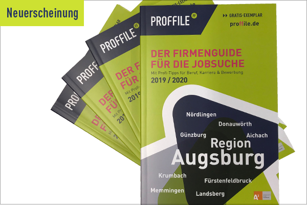 PROFFILE Firmenguide Augsburg