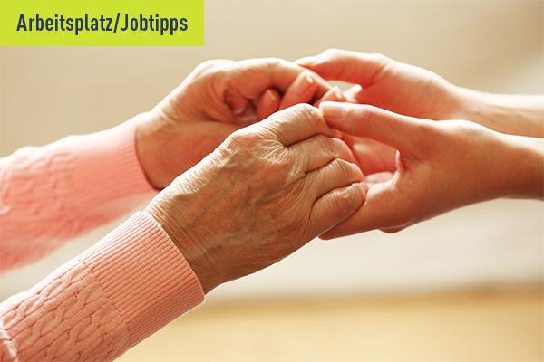 Interview Headerbild zum Thema Vereinbarkeit von Pflege und Beruf