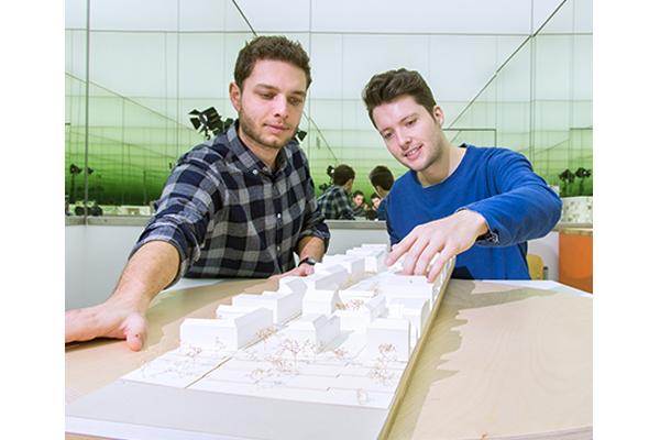 Interview Inhaltsbild zum Studiengang Architektur