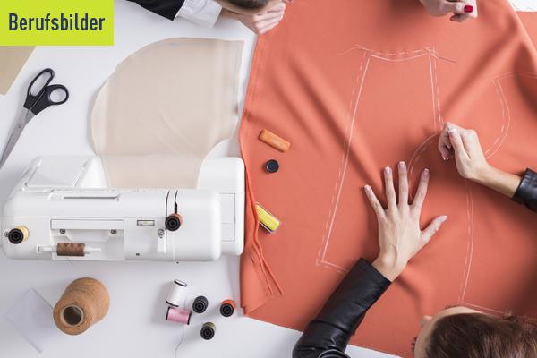 Interview zum Berufsbild Textil- und Modenäherin