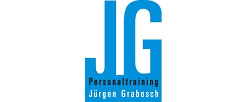 Logo Personaltraning Jürgen Grabosch