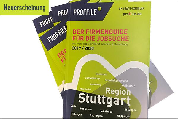 PROFFILE Firmenguide Stuttgart