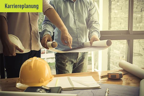 Interview Headerbild zum Thema Karrierechancen am Bau