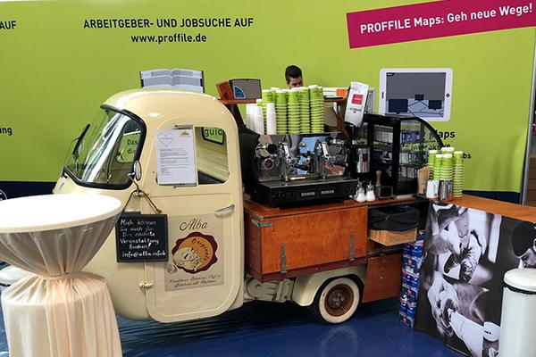 PROFFILE Café Ape von ALBA