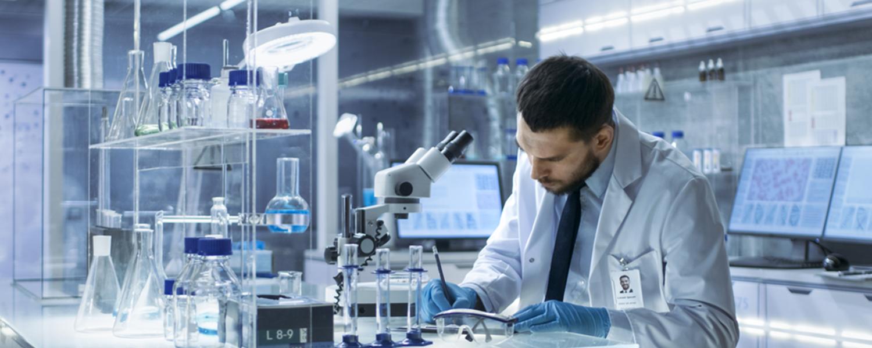 Beruf Chemielaborant