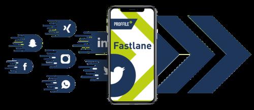 Key Icon von PROFFILE Fastlane