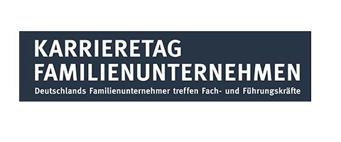 Logo Karrieretag Familienunternehmen