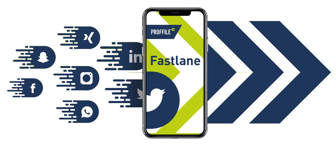 PROFFILE Fastlane Icon