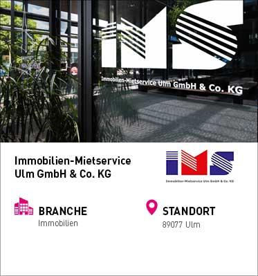 Unternehmensprofil Immobilien-Mietservice Ulm