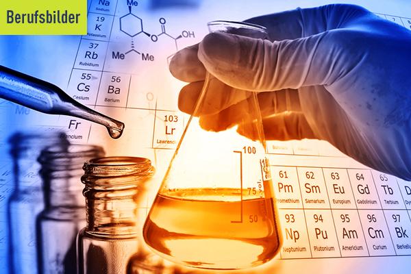 Interview Headerbild zum Berufsbild Chemielaborant
