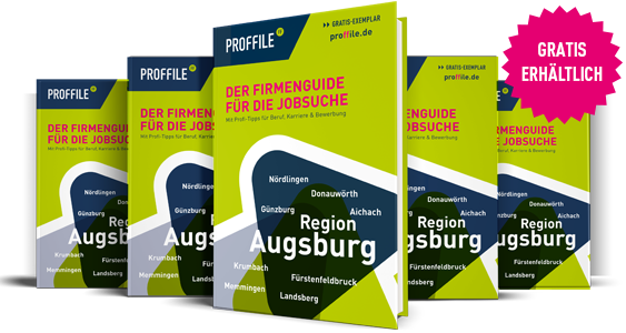 PROFFILE Firmenguide Region Augsburg