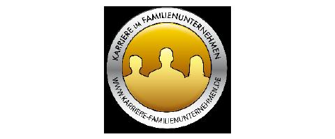 Logo Karriere im Familienunternehmen
