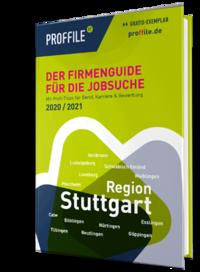 Firmenguide PROFFILE Region Stuttgart