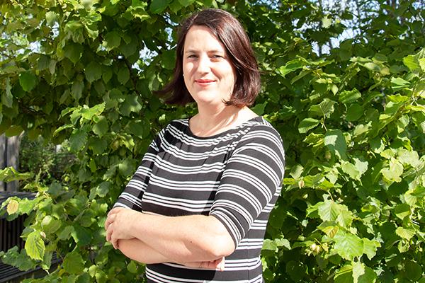 Eva Fischer über den Beruf des Technikers für Umweltschutz und regenerative Energien
