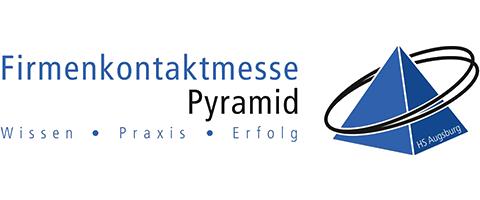 Logo Firmenkontaktmesse Pyraqmid