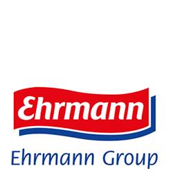 Logo vom Unternehmen Ehrmann AG