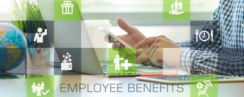 Headerbild zum Interviewthema Benefits für Mitarbeiter