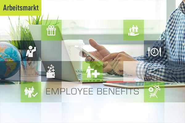 Interview Headerbild zum Thema Benefits für Mitarbeiter