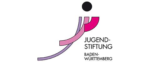 Logo Jugendstiftung Baden-Württemberg