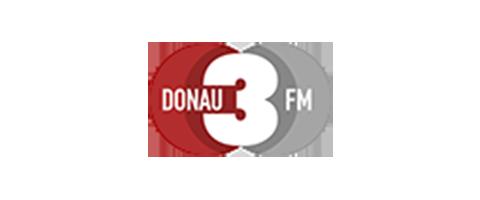 Logo Donau 3FM