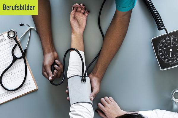 Interview Headerbild zum Berufsbild Krankenpfleger