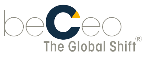 Logo BeCEO - The Global Shift