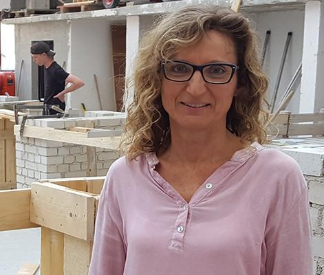 Renate Brechenmacher über die Karrierechancen am Bau