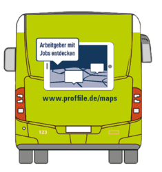 PROFFILE Bus Ulm - Employer Branding