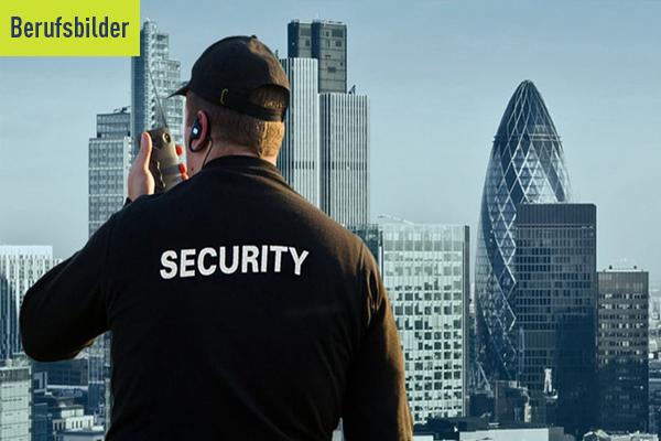 Interview über den Beruf Fachkraft für Schutz und Sicherheit