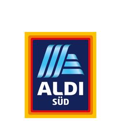 Logo vom Unternehmen Aldi Süd
