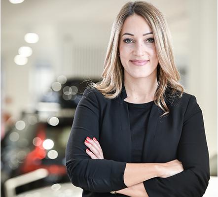 Lana Boucsein - HR-Leiterin