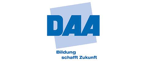 Logo Deutsche Angestellten Akademie